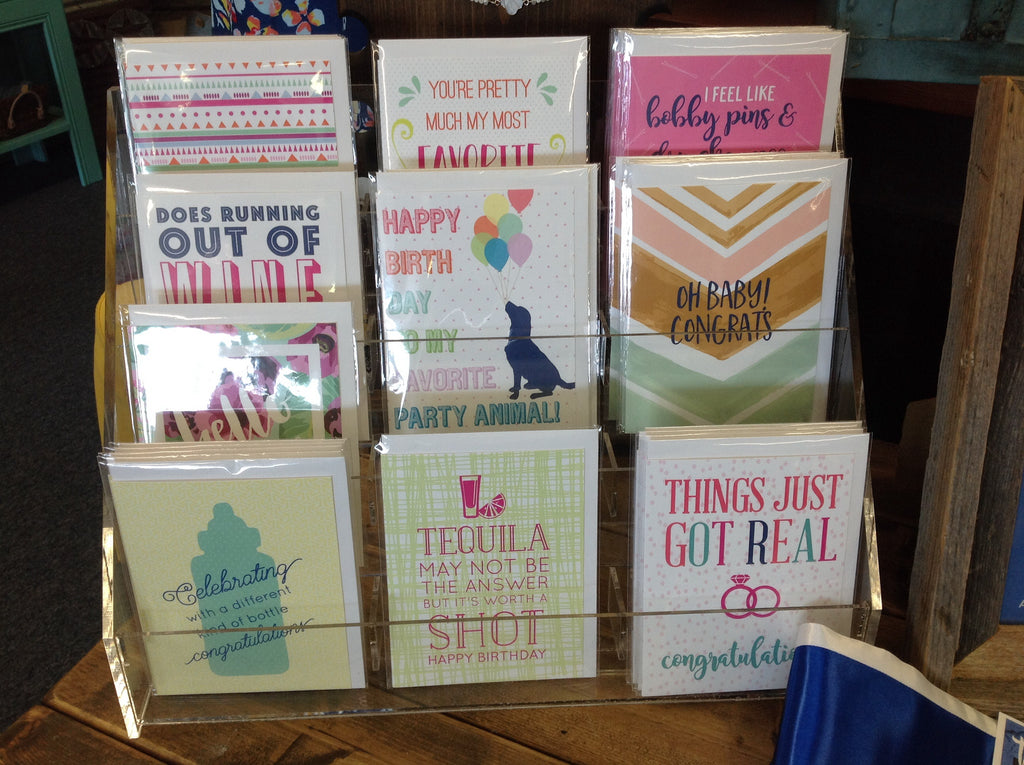 Ann Page Greeting Cards