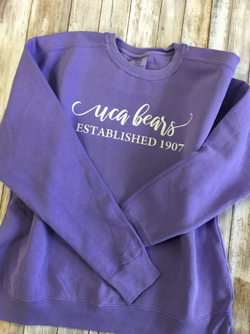 Comfort Color Spirited Sweatshirt