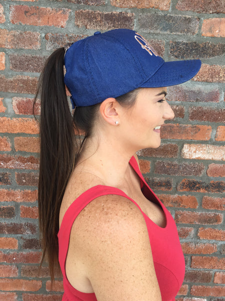 CC Pony Tail Hat