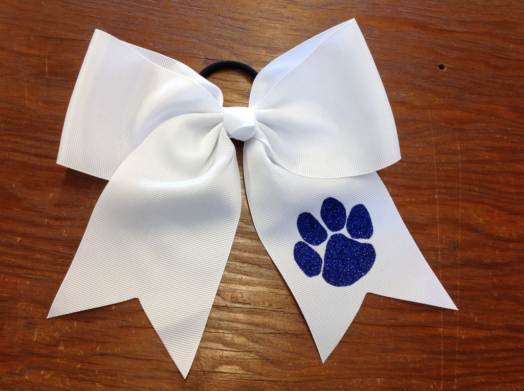 Panther Paw Bows