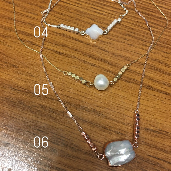 Jane Marie Pearl Collection