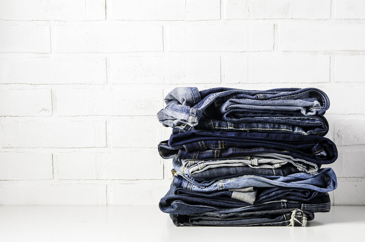 How many pairs of jeans do you own?