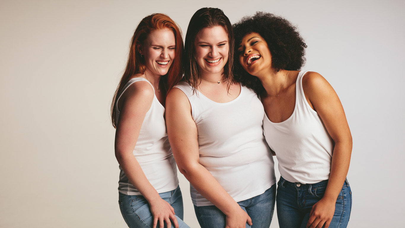 Choosing jeans for your body shape