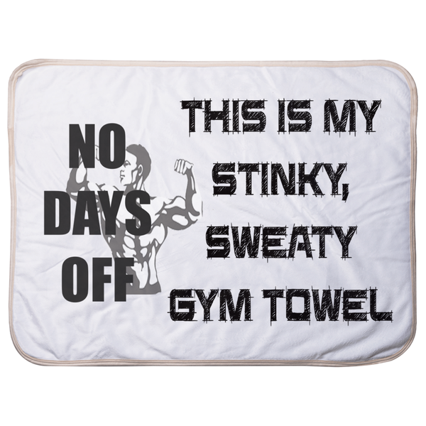 Stinky Sweaty Gym Towel 30X40 #65656 - X MAX SPORTS