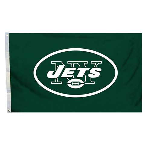 New York Jets Flag 3x5 All Pro Special Order