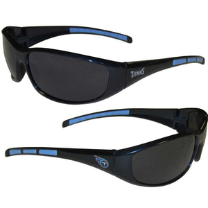 Tennessee Titans Wrap Sunglasses