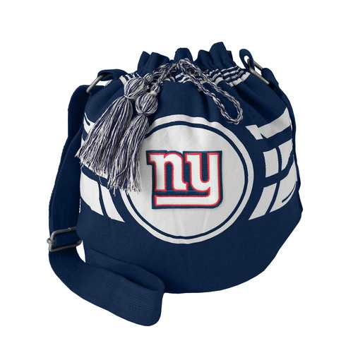 New York Giants Bag Ripple Drawstring Bucket Style Special Order