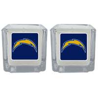 Los Angeles Chargers Graphics Candle Set