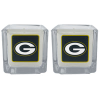 Green Bay Packers Graphics Candle Set