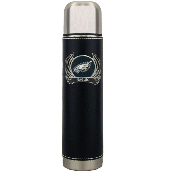 Philadelphia Eagles Thermos with Flame Emblem