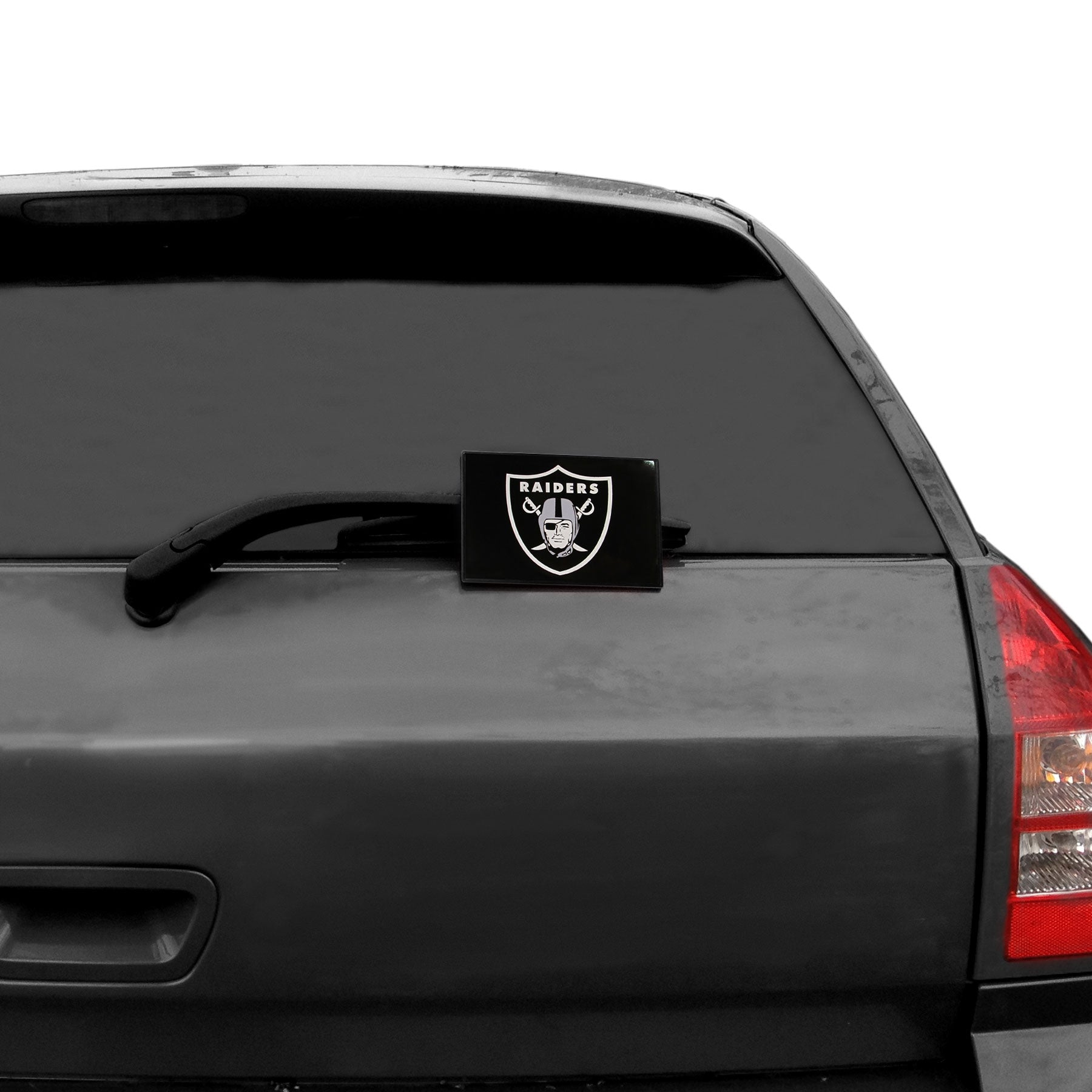 Las Vegas Raiders Game Day Wiper Flag