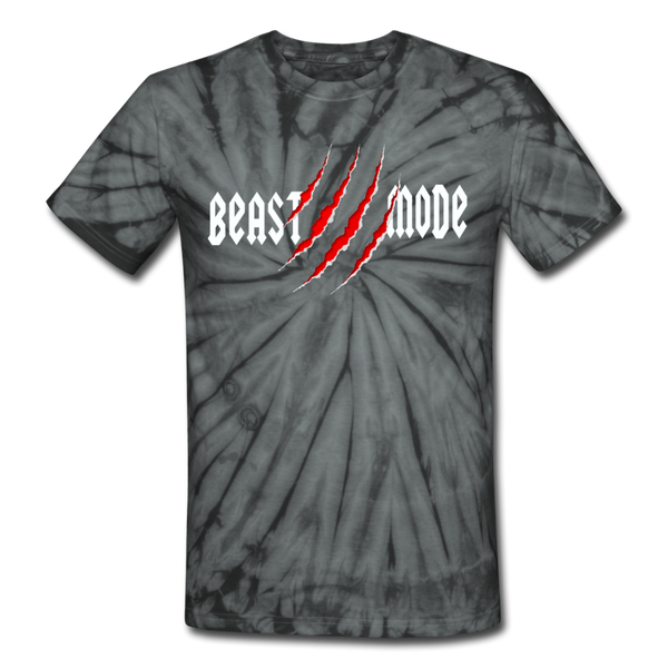 Beast Mode Unisex Tie Dye T-Shirt #420998 - X MAX SPORTS