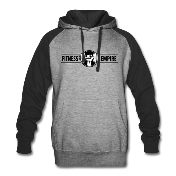 Fitness empire Unisex Colorblock Hoodie #76376636 - X MAX SPORTS