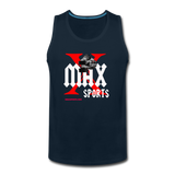X Max Sports Men's Premium Tank #4233255 - deep navy