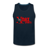X Max Sports Men's Premium Tank #244233 - deep navy