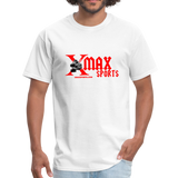 X Max Sports Unisex Classic T-Shirt #42332 - white
