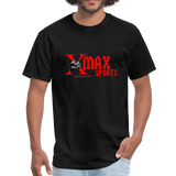 X Max Sports Unisex Classic T-Shirt #42332 - black