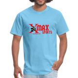 X Max Sports Unisex Classic T-Shirt #42332 - aquatic blue