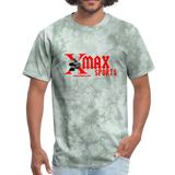 X Max Sports Unisex Classic T-Shirt #42332 - military green tie dye