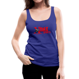 X Max Women's Premium Tank Top #66577 - royal blue