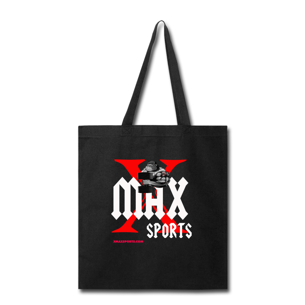 X Max Tote Bag #8677600 - black