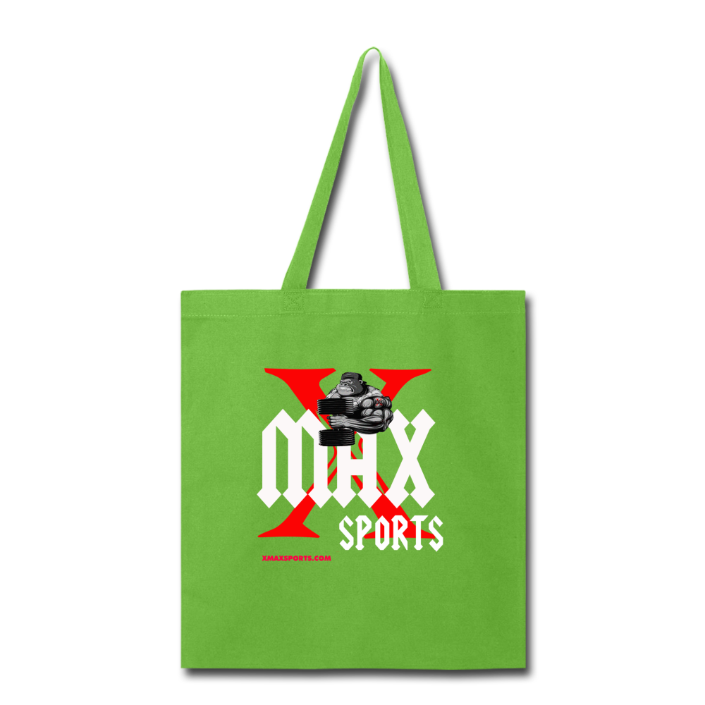 X Max Tote Bag #8677600 - lime green