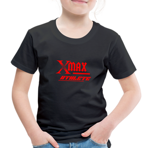 X Max Athlete Toddler Premium T-Shirt #74839939 - black