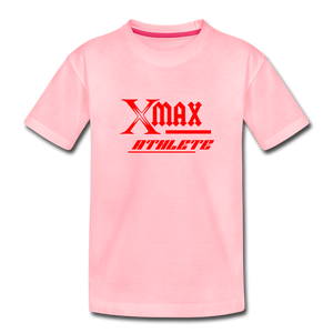 X Max Athlete Toddler Premium T-Shirt #74839939 - pink