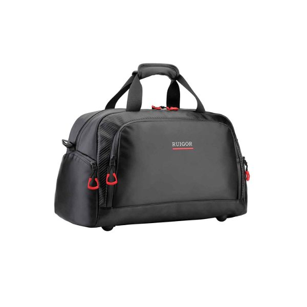 Ruigor Motion 01  26L Duffel Bag  Water Resistant - Black