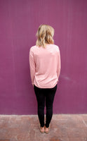 Pink Berry Top