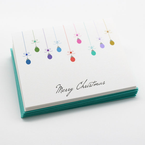 Multi-Ornaments (Christmas)  Boxed Cards