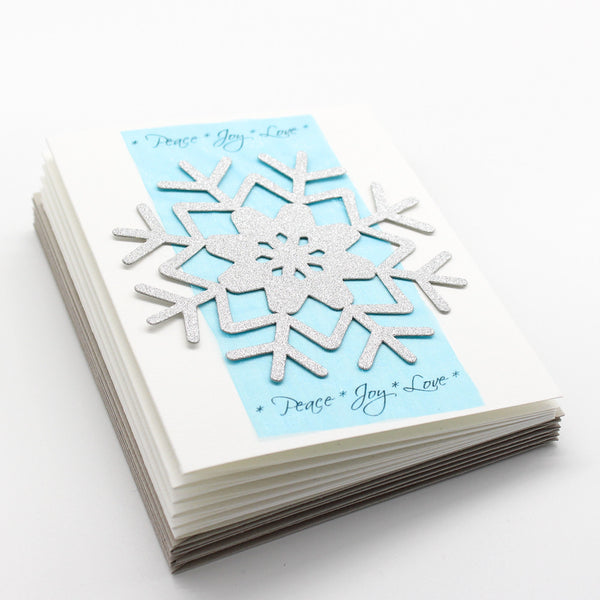 Peace Joy Love Boxed Cards