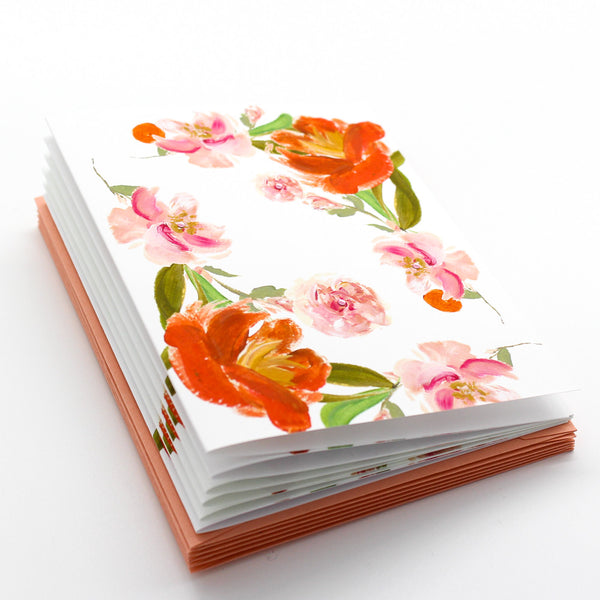 Orange Blossoms Boxed Cards