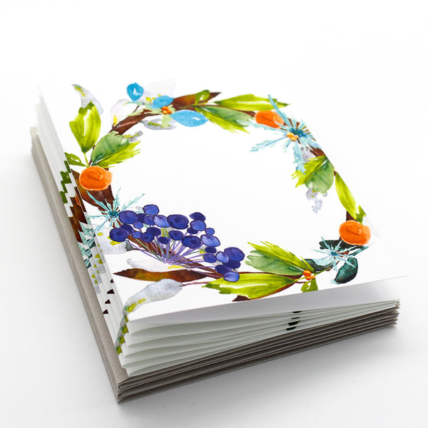 Bountiful Wreath Boxed Cards
