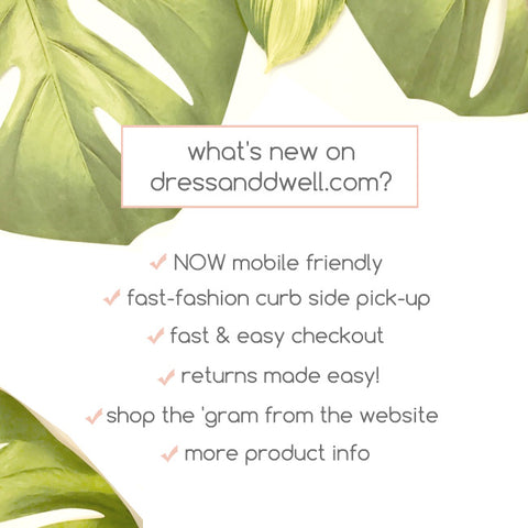 Dress & Dwell Boutique