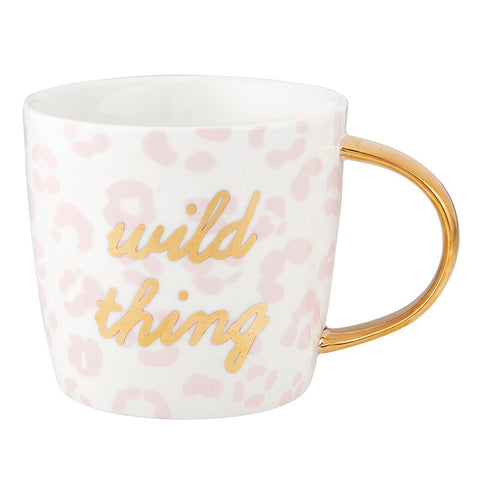 Flared Large Mug - Wild Thing