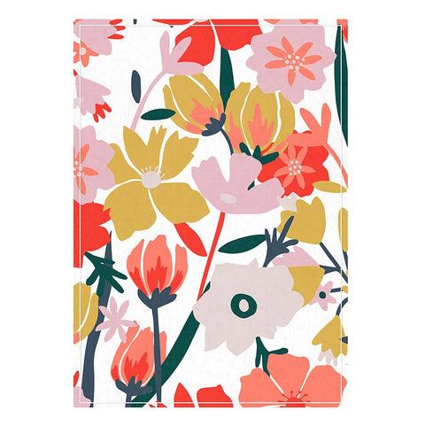 Tea Towel - Flowers