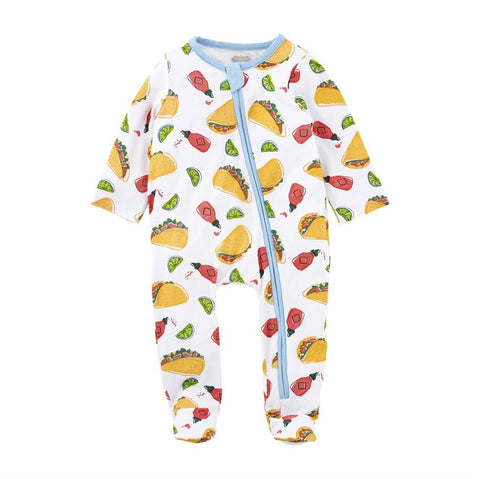Taco Sleeper Onesie