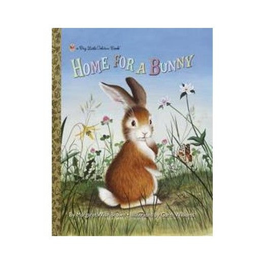 Home for a Bunny Book