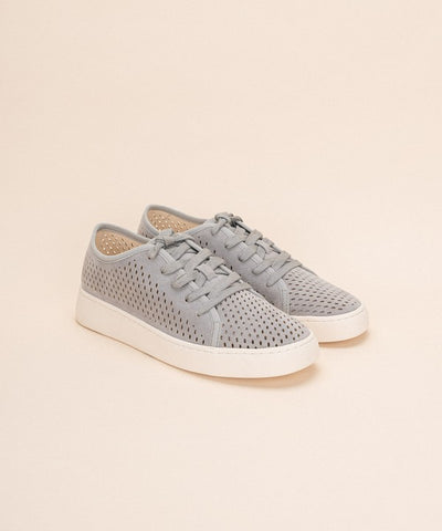 Street Ready Sneakers - Grey