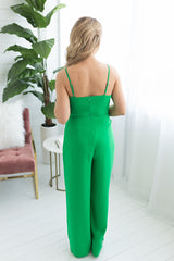Christine Tied Jumpsuit