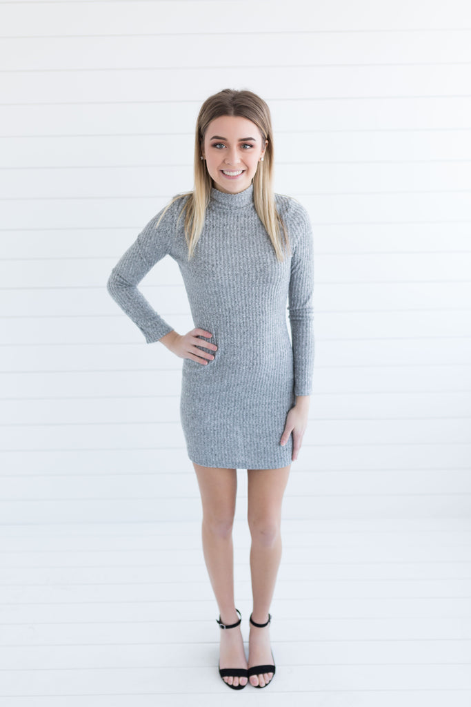 Pamela Sweater Bodycon Dress