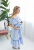 East Coast Off the Shoulder Maxi
