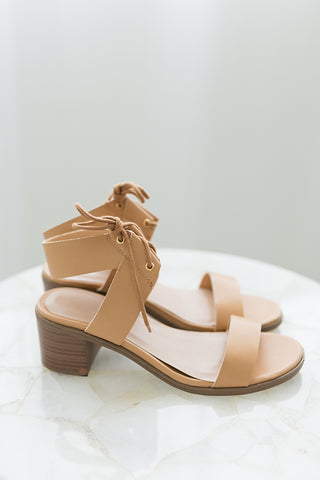 All Tied Up Sandal