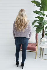 Amelia Off the Shoulder Sweater