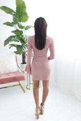 Casual Friday Long Sleeve Dress