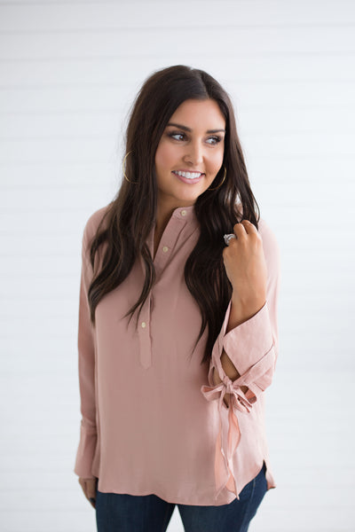 Bell Me Up Blouse
