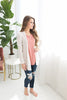 The Lightweight Natalie Cardigan - Off White