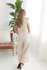 Monica Tied Jumpsuit