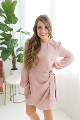 Jessie Long Sleeve Dress